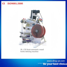 Полуавтоматическая машина для этикетирования круглых бутылок (FH-120)
