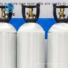 3 Liter 2.5LB/5LB/10LB/20LB co2 aluminum cylinder