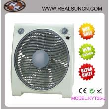 Ventilateur de boîte électrique de 14 pouces avec minuterie