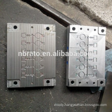 manufacture of cool running plastic mold making