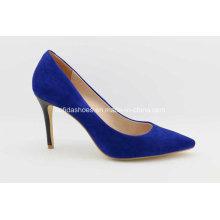 Mode High Heels Leder Frauen Schuhe für sexy Lady