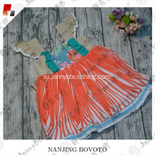 wholesale JannyBB girls smocking dress