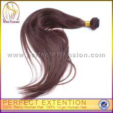 KLB Damen lange Haare schneidet Großhandel indischen glattes Haar