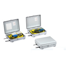 FTTH 48 Cores Fiber Optic Termination Box (AS-ODF-FDB-48A)