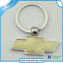 Porte-clés en métal de marque de symboles faits sur commande de voiture