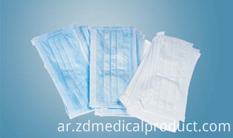 Disposable Medical Facemask1