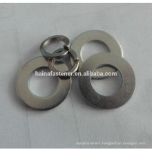 Flat washers and spring washers , stainless steel washers, all sizes washers
