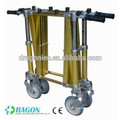DW-TR004 foldable coffin trolley for sale