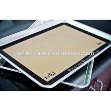 China-Fabrik-beste Verkaufs-Silikon-Backen-Matten-Silikon-Matte mit kundenspezifischem Drucken