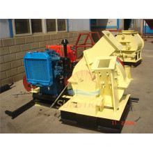 Hot Sale Disc Wood Chipper with Diesel Engine