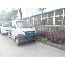 Changan 4x2 mini camion poubelle à chargement arrière
