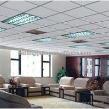 Rejilla de techo suspendida de aluminio suspendida en T