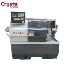 точность токарный станок с ЧПУ Спецификация CK6132A токарный станок привязанность