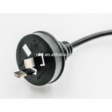 10A 250V AC Netzkabel Kabel 220v für au 2 Pin