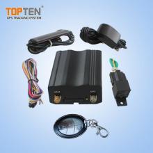 Rastreador Tk103 do GPS do carro do veículo do fabricante real com preço baixo (TK103-ER)