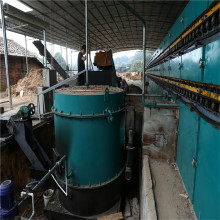 Biomass Burner and Continuous Veneer Roller Dryer