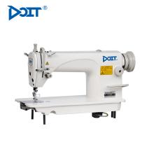 DT 8900 de alta velocidad de una sola aguja plano de encaje industrial vestido de punto de cadeneta de costura