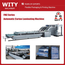 2015 Máquina de laminación automática de cartón más nuevo de la serie FMZ
