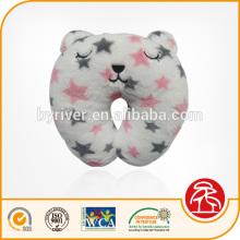 U Shape Cartoon Baby Travel Pillow, Baby Neck Pillow