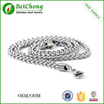 Latest Simple Designs Model Fashion Necklace