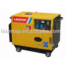 Silent Diesel-Generator-4.5kw