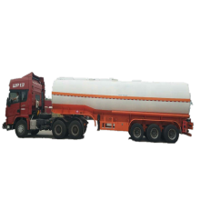 3Axles Water Tank Trailer