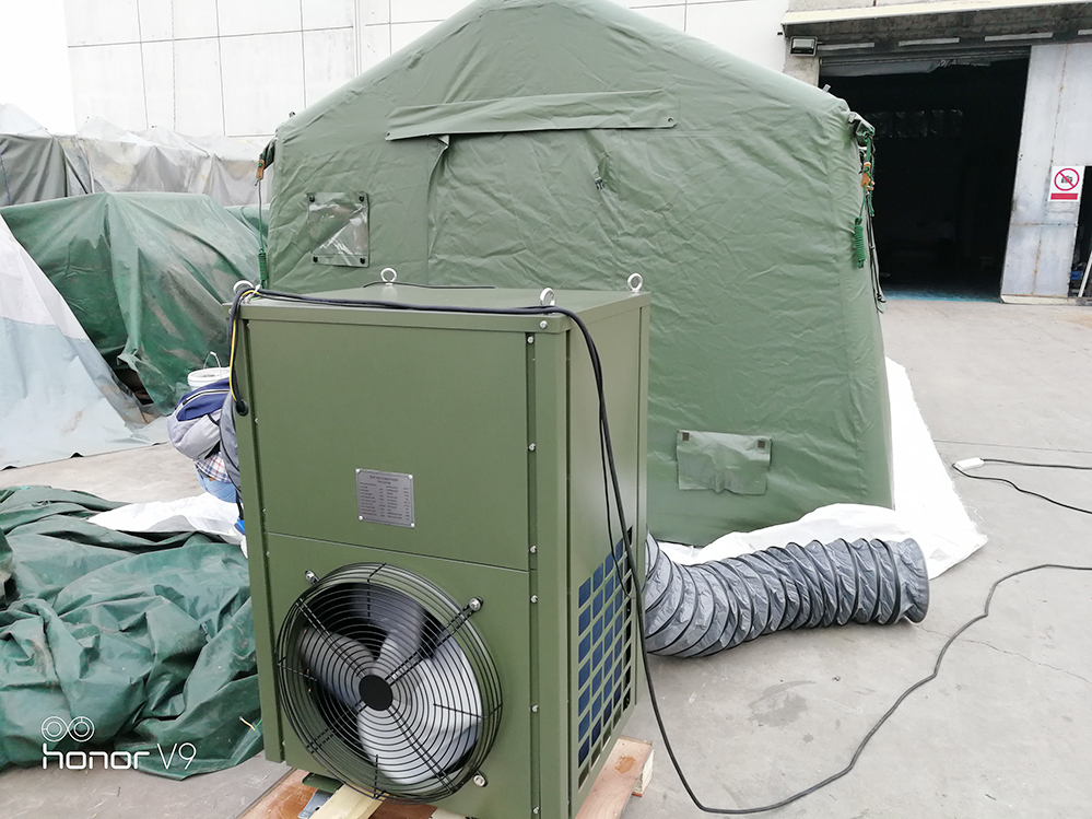 Portable Air Conditioner for Camps