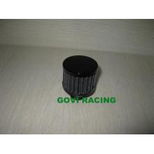 Black Motorcycle Air Filter 9/12/ 15mm Custom Filter