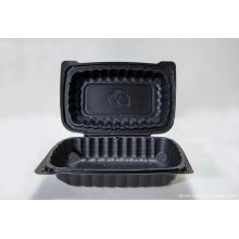 Einweg-Lunchbox aus Kunststoff für Fast Food