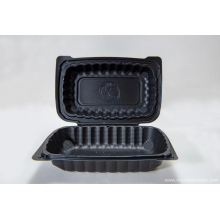 disposable plastic lunch box for fast food