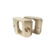 China high quality dilling turning parts brass cnc machining