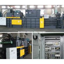 Máquina horizontal da prensa da garrafa hidráulica automática completa do animal de estimação