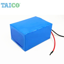 Power 10s4p 36v 12ah Flexible Lithium Ion Battery Pack With 18650 Battery Cell For Skateboard For Adult And E-scooter