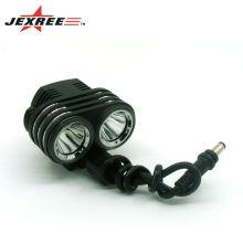 1800Lumens 2XCree xml t6 führte Mountainbike-Licht mit wiederaufladbare 18650 Batterie