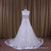 Довольно Laryer Кружева Свадебное Платье 2016