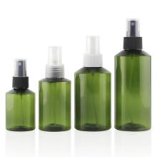 Factory Wholesale Green Plastic Bottle for Perfume (PB12)