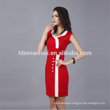 2018 Korean Dresses New Fashion Formal Dress Office Lady Formal Dress