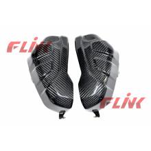 Cubierta del motor de las piezas de la fibra del carbón de la motocicleta para BMW R1200GS 2013-2015