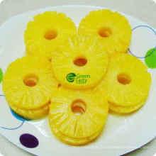 Ananas en conserve de fruits au sirop léger