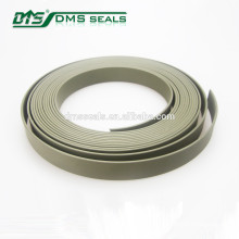 Bronze filled PTFE guide strip guide tape