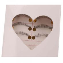 Натуральный стиль натуральной сибирской норки с красивой персонализированной упаковкой