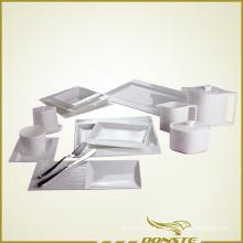 15 PCS Western Tableware Rocha Feature Linhas Series