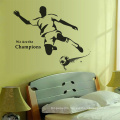 Promotional Various Durable Decorative Vinyl Removeable Wall Art Stickers