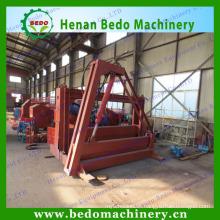 Neuer Art elektrischer hydraulischer vertikaler Stumpf / Bauholz / hölzerner Holzspalter 0086 133 4386 9946