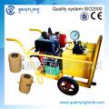 Máquina de bloco hidráulico Push para pedreira