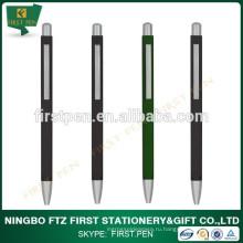 Алюминиевая шариковая ручка с квадратной формой