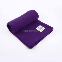Disposable airline blanket
