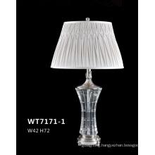 Bedroom Decor White Crystal Table Light (WT7171-1)