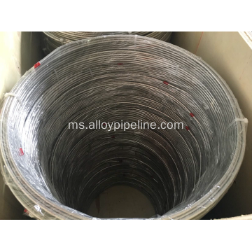 ASTM B704 N08825 Nickel Alloy Coil Tube