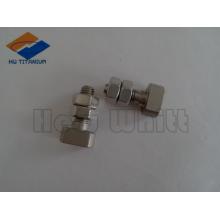 high strength titanium medical bolt